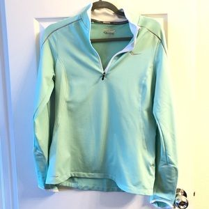 Saucony Mint Green Blue Pull Over